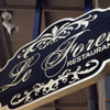Le Foret- New Orelans Restarurant Signs