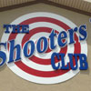 Retail Sign - Shooters Club