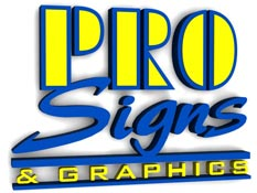 Pro Signs & Graphics Logo